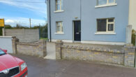 3 Bed end of terrace house, recently renovated including external insulation cladding, new windows and doors. Living room, kitchen, hallway, one downstairs bedroom and two bedrooms upstairs with main bathroom. […]